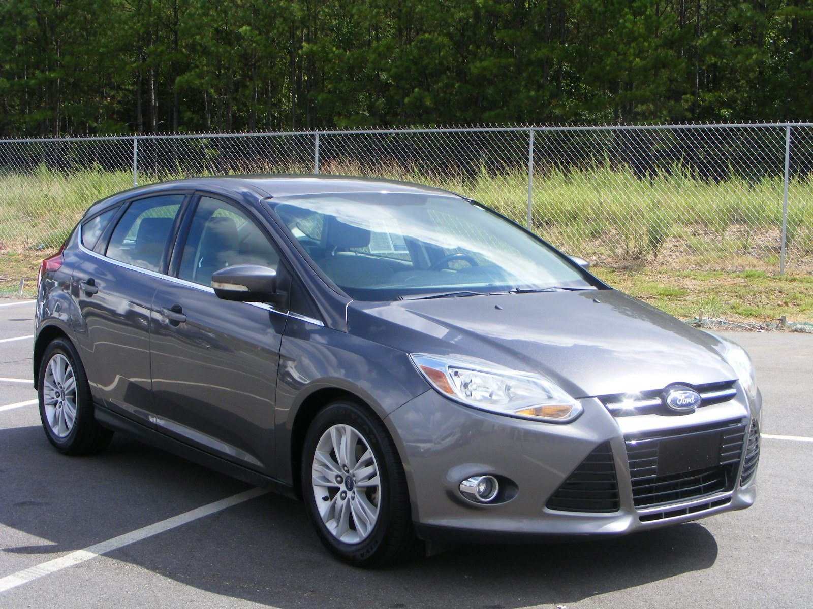 pre owned 2012 ford focus sel hatchback in macon f16143a butler toyota of macon. Black Bedroom Furniture Sets. Home Design Ideas