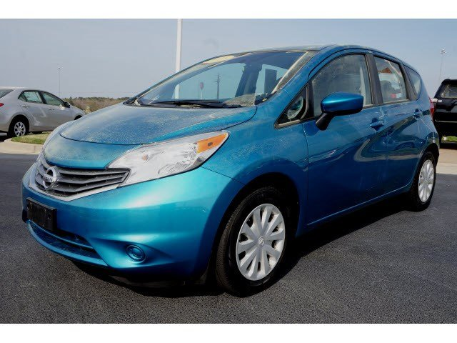 pre owned 2015 nissan versa note sv hatchback in macon. Black Bedroom Furniture Sets. Home Design Ideas